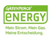 Logo Greenpeace Energie