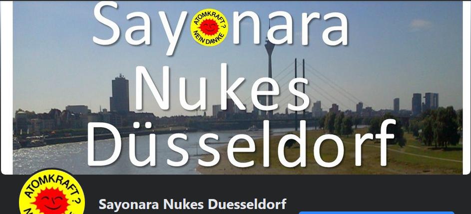 Sayonara - Nukes - Düsseldorf 1